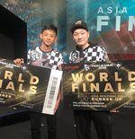 Kembali Ukir Prestasi, ''Dewa'' PES Indonesia Juara di Thailand
