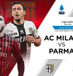 Link Live Streaming Liga Italia: AC Milan vs Parma