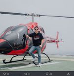 Daniel Mananta Ditunjuk Jadi Brand Ambassador Uniqlo Sport Utility Wear