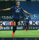 Hasil Liga Italia: Pesta Gol, Atalanta Menyodok ke Peringkat Kedua