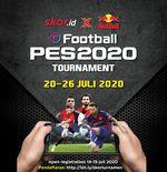 Hasil Semifinal dan Jadwal Final Turnamen eFootballPES 2020Skor.IDxRedBullGold