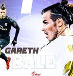 Casemiro: Gareth Bale Tetap Penting Bagi Real Madrid