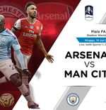 Prediksi Piala FA: Arsenal vs Manchester City