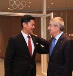 Raja Sapta Oktohari Siap Tagih Janji Vaksin kepada Presiden  IOC