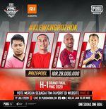 Showmatch Grand Final PINC 2020 Bertabur Pemain-pemain Liga 1 hingga Influencer