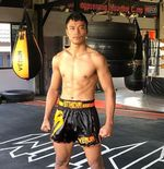 Debut di ONE Championship, Momentum Sitthichai Sitsongpeenong  Balas Dendam