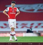 Manchester City vs Arsenal: Mikel Arteta Berharap Bisa Mainkan Kieran Tierney