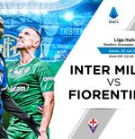 Link Live Streaming Liga Italia: Inter Milan vs Fiorentina