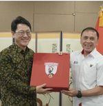 PSSI Kunjungi Kedubes Korea Selatan Bicarakan Agenda TC Timnas Indonesia U-19