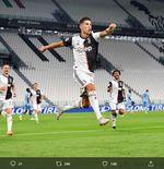 Inter Milan Seri, Kans Juventus Segel Scudetto Dini Hari Nanti Melebar