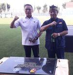 PSSI Resmikan Lapangan Latihan untuk Gelaran Piala Dunia U-20
