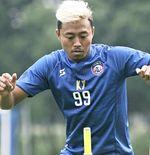 Kushedya Hari Yudo Tak Ikut Latihan Arema FC, Ini Penyebabnya