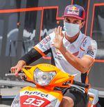 Dapat Lampu Hijau, Marc Marquez Siap Comeback di MotoGP Portugal 2021