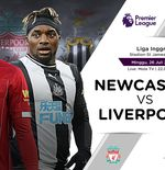 Prediksi Liga Inggris: Newcastle United vs Liverpool