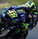 MotoGP Andalusia 2020: Raih Podium 3, Valentino Rossi Kirim Pesan ke Petronas Yamaha