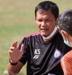 Kurnia Sandy Kecewa Kiper Langganan Timnas Indonesia Tak Dipanggil Shin Tae-yong