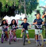 Seperti di Indonesia, Bintang Madura United Cerita di Brasil juga Booming Bersepeda