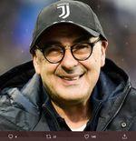 Lazio Resmi Tunjuk Maurizio Sarri Jadi Pelatih Anyar