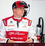 F1 GP Belanda 2021: Kimi Raikkonen Positif Covid-19, Robert Kubica Jadi Pengganti