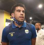 Fabiano Beltrame Tidak Terganggu Jadwal Liga 1 2020 yang Terancam Padat