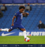 Willian Lolos Tes Medis Arsenal Usai Cedera di Final Piala FA