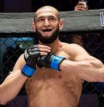 Khamzat Chimaev Masuk Peringkat Kelas Welter UFC
