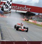 Resmi, F1 GP Inggris 2021 Bisa Dihadiri Penonton Kapasitas Penuh