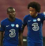 Lawan Arsenal, Chelsea Bakal Diperkuat Kante dan Willian
