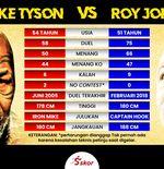 Mike Tyson vs Roy Jones Jr, Ini Prediksi Para Bintang dan Legenda Tinju