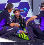 MotoGP Ceko 2020: Valentino Rossi Tak Terbebani Target Podium Ke-200