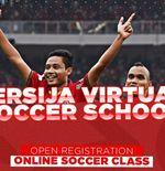 Persija Virtual Soccer School Ajak Pesepak Bola Muda Jaga Kualitas