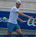 Turnamen Tenis Belum Bergulir, Rafael Nadal Beralih ke Golf
