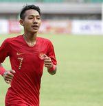 Absen Sejak Hari Kedua TC Timnas U-19 Indonesia, Beckham Putra Alami Cedera Lutut