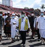 Pemerintah Pusat dan Daerah Provinsi Bali Lakukan Inspeksi ke Stadion Kapten I Wayan Dipta