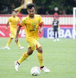 Minta Dukungan Masyarakat, Gelandang Bhayangkara FC Siap Harumkan Kota Solo