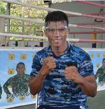 Jadwal Tanding Terhalang Pandemi, Juara Dunia Tinju asal Indonesia Ini Tetap Latihan Intensif