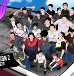Jadwal PMPL Indonesia Season 2 Resmi Diumumkan