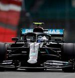 Hasil Kualifikasi F1 70th Anniversary GP: Mercedes Dominan, Bottas dan Hamilton Start Terdepan