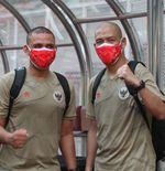 Dua Pemain Persija Tiba, Ini Jadwal Mereka Mulai Latihan dengan Timnas Indonesia