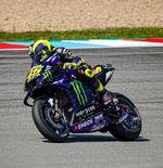 Valentino Rossi Kecewa Gagal Raih Podium Ke-200 di MotoGP Ceko 2020