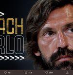 Ditunjuk Sebagai Pelatih Juventus, Andrea Pirlo Langsung Susun Staf Pelatihnya