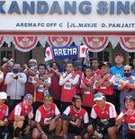 Alasan Manajemen Arema FC Tutup Kandang Singa