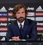 Ini Komentar Antonio Conte terhadap Andrea Pirlo