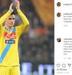Salam Perpisahan Napoli buat Jose Callejon