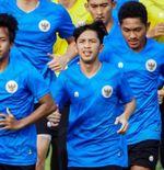 Tak Dieliminasi, Winger Tiga Naga Lanjutkan TC Bersama Timnas Indonesia U-19