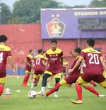 Persik Kediri Tancap Gas Persiapan Menuju Liga 1 2021-2022