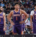 Devin Booker, Dua Kali Masuk NBA All-Star dengan Status Pemain Pengganti