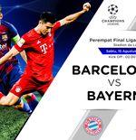 Prediksi Liga Champions: Barcelona vs Bayern Munchen
