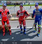 Andrea Dovizioso Mulai Buka Suara soal Masa Depannya di MotoGP
