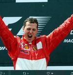 Kisah Lucu Pembalap MotoGP yang Mengompol saat Bertemu Michael Schumacher